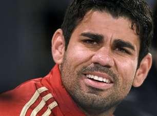 Em casa na Espanha, Diego Costa não teme brasileiros hostis