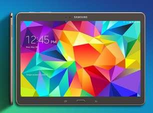 Samsung lança tablets mais finos e leves que iPad