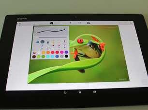 Tablet Sony Xperia Z2 será vendido por R$ 2.599 no Brasil