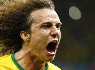 David Luiz se inspirou em Marcelinho Carioca, diz Felipão