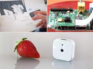 Menor câmera de vídeo para transmissão é criada nos EUA