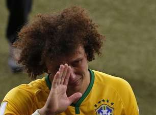 David Luiz chega ao Flamengo ainda sob a sombra dos 7 a 1
