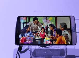 LG lança o smartphone LG G3 no Brasil