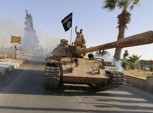 Combates entre o exército sírio e jihadistas deixam 70 mortos