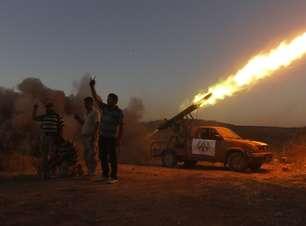 Jihadistas matam pelo menos 85 soldados em 48 horas na Síria