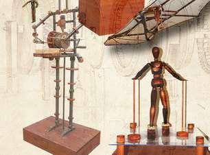 Invenções de Leonardo da Vinci