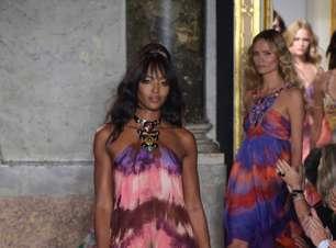 Gucci, Armani e Prada estão entre 60 desfiles de Milão