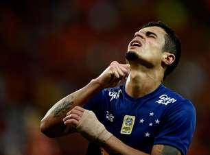 Cruzeiro confirma venda de Egídio para time da Ucrânia