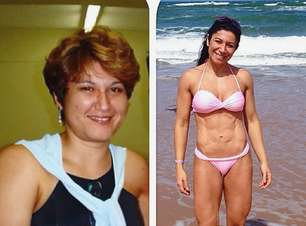 Blogueira conta como emagreceu 18 kg duas vezes em 7 anos
