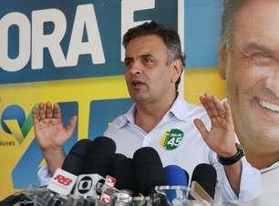 Aécio associa marqueteiro da campanha de Dilma a nazistas