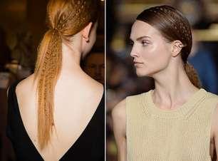 Hair stylist elege os melhores cabelos da Paris Fashion Week