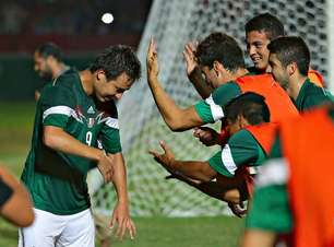 México Sub-21 homenageia Chaves com direito a piripaque