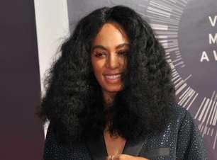 Estilo de Solange Knowles vai do liso ao black power