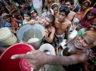 Crise da água é principal risco para 2015, revela pesquisa