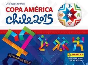 Álbum da Copa América terá jogadores com cromos especiais