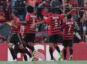 Sport leva nos pênaltis e avança na Copa do Nordeste