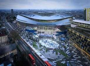 Tottenham cogita parceria com NFL para nova arena em Londres