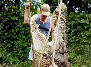 Conheça o australiano que já matou 20 mil crocodilos