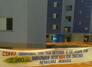 Famílias são removidas em reintegração de posse em São Paulo