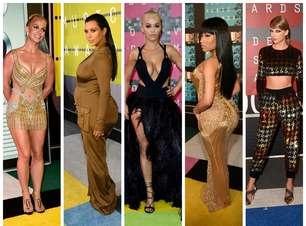 De Kim a Britney: vote nos piores e melhores looks do VMA