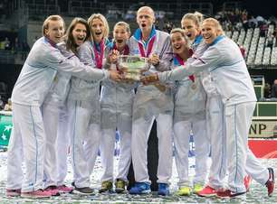 Tchecas vencem russas e conquistam Fed Cup pela 9ª vez