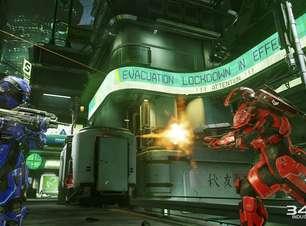 Como criar uma partida online personalizada em 'Halo 5'