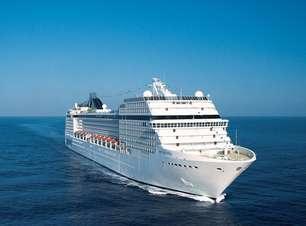 Viagem para Europa pode ser feita a bordo de cruzeiro