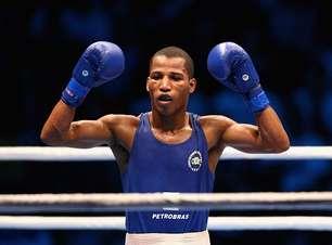 No boxe, Robson Conceição se inspira em Rafaela Silva