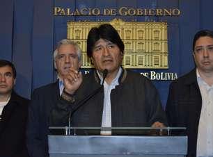 Morales diz que convocará embaixador se Dilma for destituída