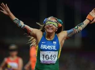 Terezinha Guilhermina garante vaga na final dos 200m T11