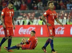 Ameaçado, Chile para em goleiro boliviano e só empata