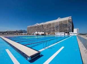 Estruturas do Parque Olímpico começam a ser desmontadas