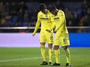 Pato marca e classifica Villarreal na Copa do Rei