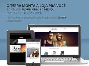"""Terra estreia campanha """"O Terra monta a Loja para você"""""""
