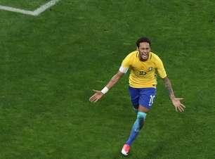 Brasil vence o Paraguai e aumenta euforia da torcida