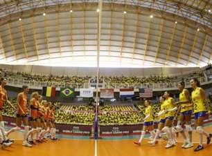 Brasil joga bem, vence Holanda e pode se classificar