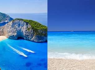 Navagio: praia grega vista como uma das mais lindas do mundo