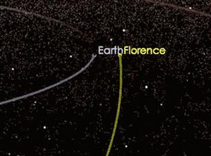 Asteroide gigante passará pela Terra nesta sexta-feira