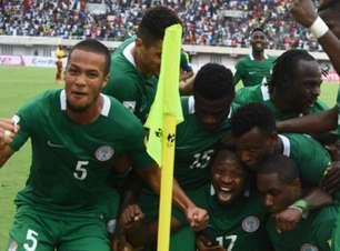 Meia do Arsenal marca, Nigéria vence e é 1ª africana na Copa