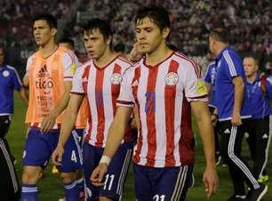 Paraguai decepciona, perde da lanterna e dá adeus a sonho