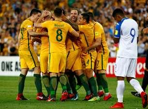 Austrália vence Honduras e garante penúltima vaga para a Copa