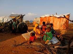 Conflitos e clima sujeitam 224 milhões de africanos à fome