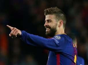 Piqué anuncia que não jogará mais pela seleção espanhola