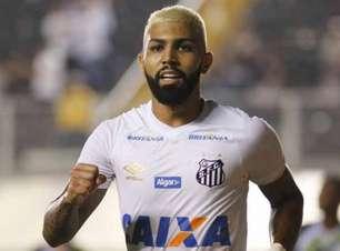 Gabigol faz três, Santos goleia Luverdense e alivia pressão