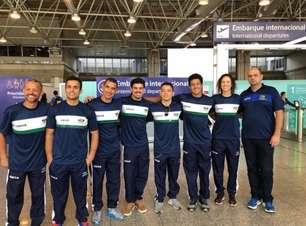 Equipe jovem do Brasil disputa Copa do Mundo de Ginástica na Croácia
