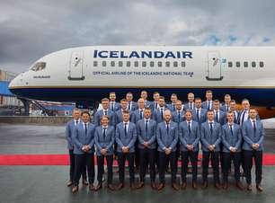 Islândia demonstra ansiedade para estreia contra a Argentina