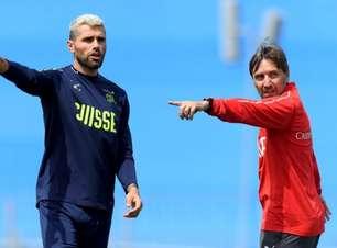 """""""Espero que Neymar tenha um dia ruim"""", diz volante da Suíça"""