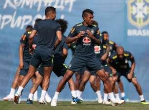 Brasil x Suíça: início da caminhada para se redimir do 7 a 1