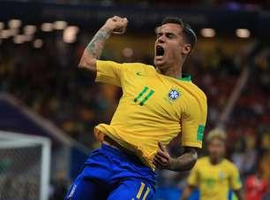 Estreia da Seleção! Confira as fotos de Brasil x Suíça