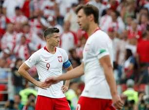 Polônia e Colômbia buscam sobrevivência na Copa do Mundo